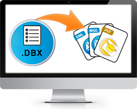 DBX to apple mail