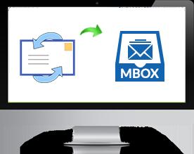 DBX to MBOX Converter